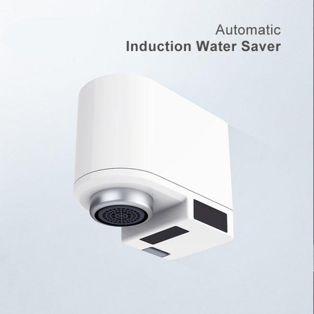Xiaomi Zanjia Automatic Induction Water Saver For Kitchen Bathroom Nozzle Tap Faucet Smart Sensor Infrared Device Adjustable